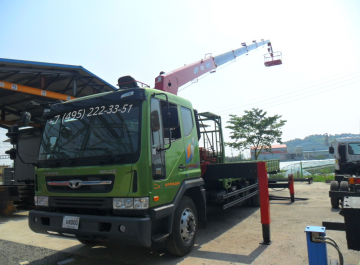 Манипулятор 6 тонн — Борт 6 тонн